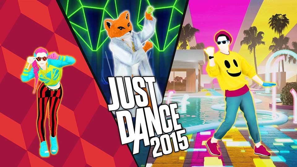 Wallpaper Just Dance 2015