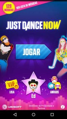 App Just Dance Now