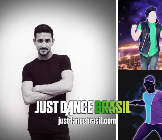 Dançarino de Just Dance Mehdi Kerkouche
