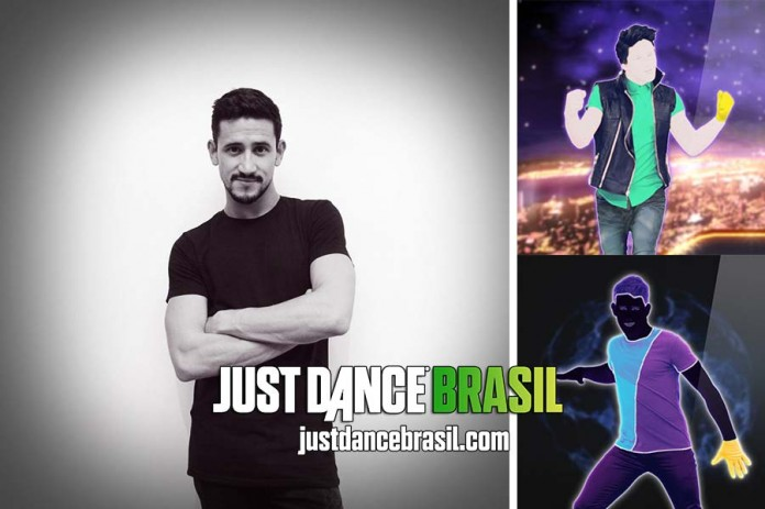 Dançarino de Just Dance Mehdi Kerkouche