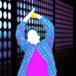 Good Feeling - Dançarino Just Dance 4