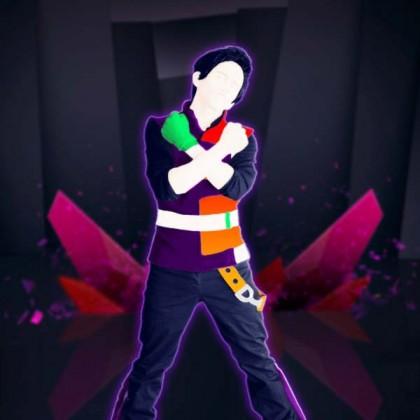 Pump It - Coach Just Dance 3