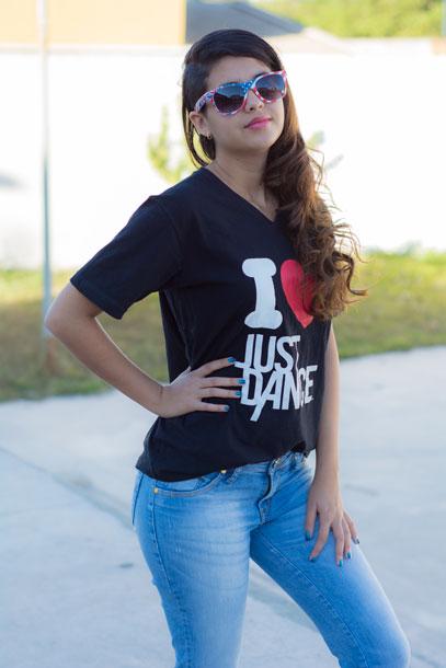camiseta-just-dance-camisa-blusa